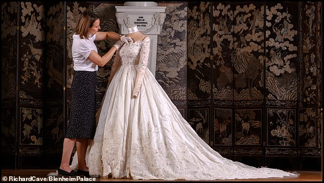 The First Dolce & Gabbana Bespoke Bridal Gown Worn In
