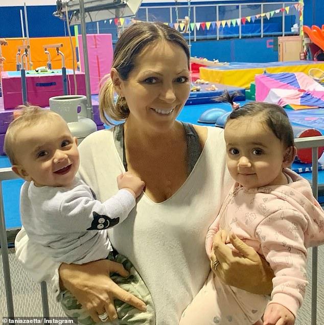 Tania Zaetta shares babymoon throwback of her 28-weeks