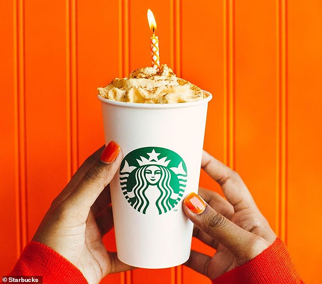 Coming soon! Starbucks is reportedly releasing its signature fall drink, the pumpkin spice latte, on August 27