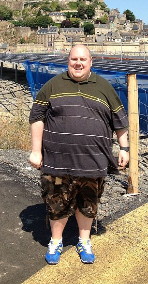 Ben Muscroft, 42, from Sheffield, struggled with his weight throughout his life and weighed 27st 8lbs at his heaviest
