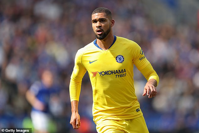 Loftus-Cheek made his league debut in a 1-1 draw with Manchester City in January 2015