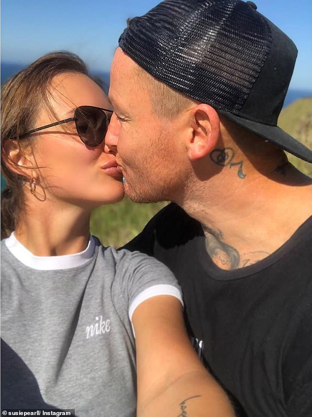 'We have dealt privately with obstacles': Married At First Sight's Susie Bradley hinted at trouble in her relationship with Todd Carney in an Instagram post on Wednesday