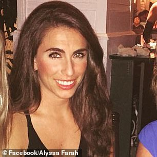 Alyssa Farah, 30, will be joining the Defense Department in September as likely the youngest press secretary in Pentagon history after the post remained vacant for eight months