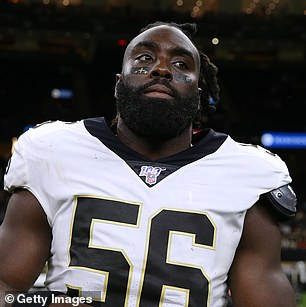 Demario Davis, of the New Orleans Saints, criticized the Trump administration for the recent ICE arrest of 680 undocumented immigrants in Mississippi