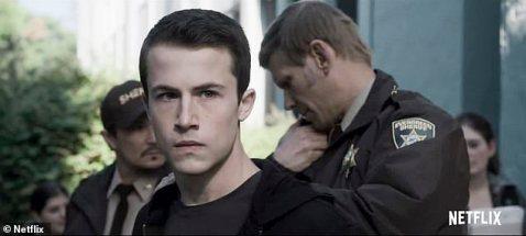 Clay Jensen is suspected of murdering Bryce Walker in 13 Reasons ...