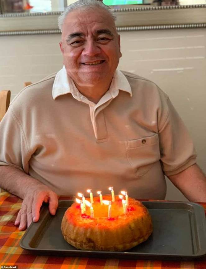Arturo Benavides, 60, has been identified as one of the 22 people killed in Saturday's shooting at a Walmart in El Paso, Texas