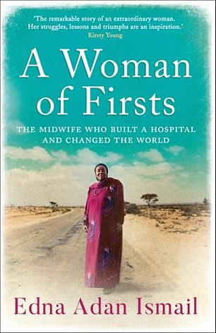 In her book A Woman of Firsts, Edna recalls the 'well planned operation' to perform FGM on her as a child