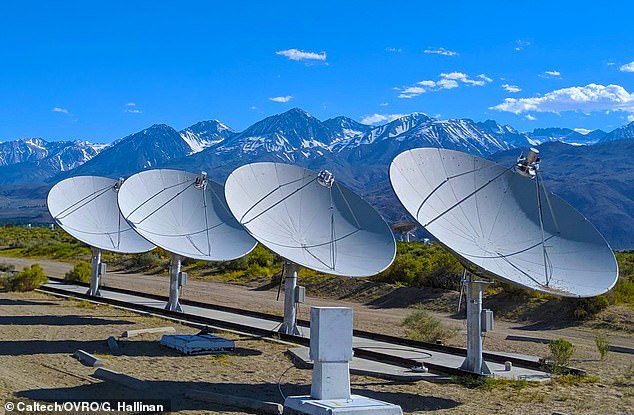 The new signals will aid scientists in their efforts to trace the origin and cause of mysterious radio bursts from deep space.
