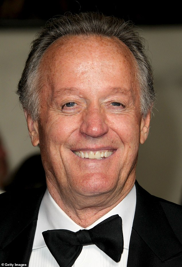 Actually dead: Hollywood actor Peter Fonda died at the age of 79 after suffering from lung cancer. Picturedon January 28, 2012 in Hollywood