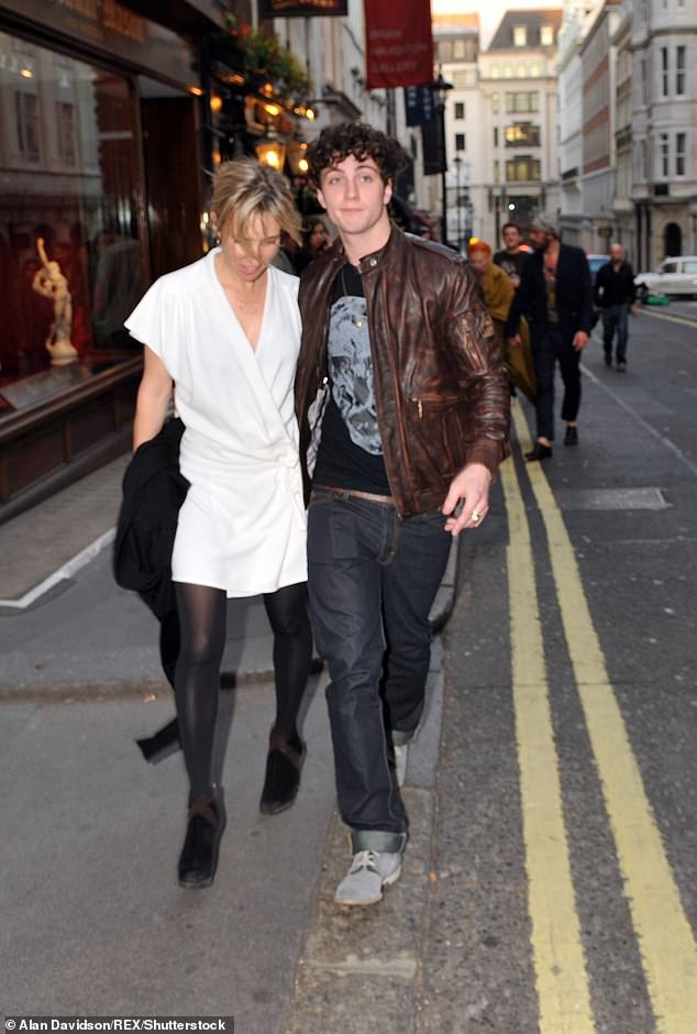 Aaron Taylor-Johnson, 29, 'knew instantly' that wife Sam ...