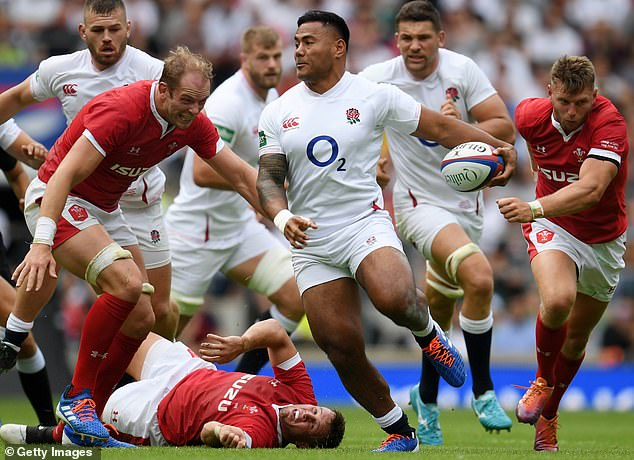 Manu Tuilagi has looked back to his very best and could light up the World Cup for England