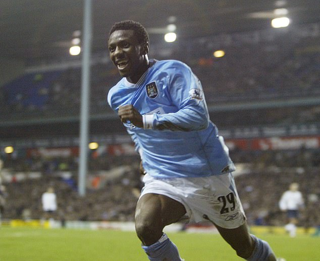 Wright-Phillips had two spells with Manchester City, having initially joined as a youngster