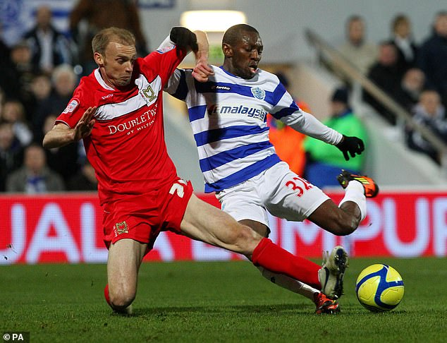 Between 2011 and 2015, Wright-Phillips played for QPR, making 74 appearances in total
