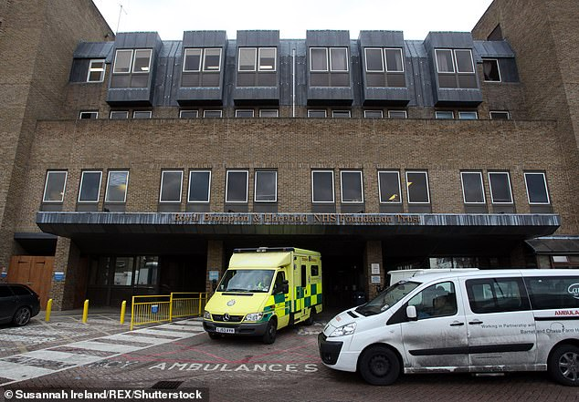 Surgeons at the Royal Brompton Hospital in London (pictured) have so far successfully treated 17 seriously ill patients, who could not safely undergo standard surgery, with the device