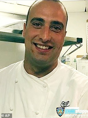 Andrea Zamperoni, the 33-year-old head chef at Cipriani Dolce at Grand Central Terminal, was found dead in a Queens hotel room in August