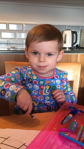 Ms Day said her three-year-old Connie may not even reach her sixth birthday without the life-extending drug