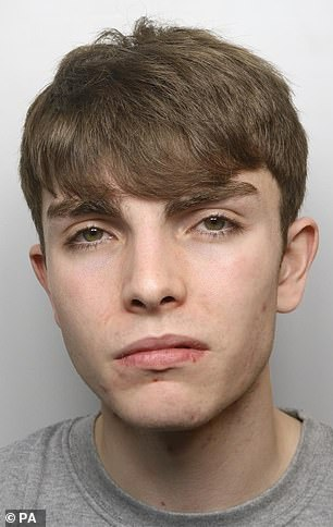 Griffiths, 17, admitted murdering Ellie Gould, also 17, at her home in Calne, Wiltshire