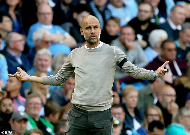 Pep Guardiola can be largely satisfied by the way Man City have started their title defence