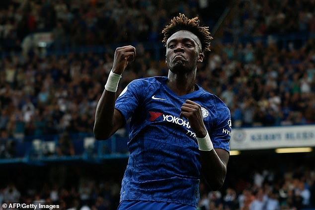 Tammy Abraham has looked impressive in the early weeks as he steps up to the top-flight
