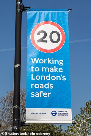 There were almost 2,000 responses to the consultation for the introduction of 20mph speed limits last year, according to TfL