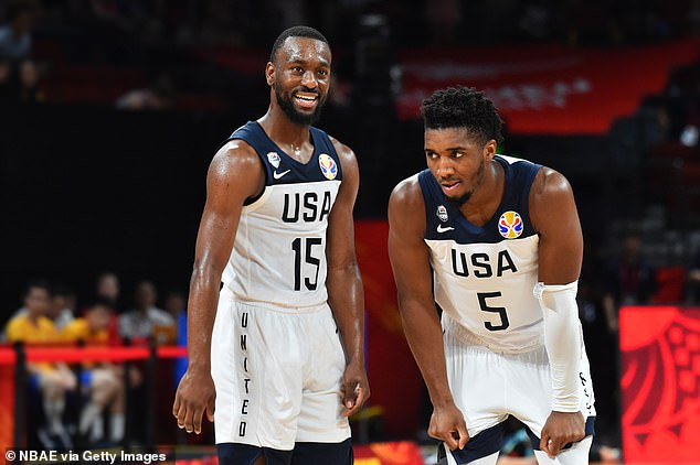 USA managed to win the match with a comfortable 16 point lead, securing their position in the 2020 Olympic games in Tokyo