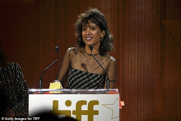 Mati: Mati Diop accepts theTIFF Mary Pickford Award supported by MGM