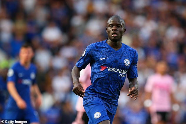 The 20-year-old has drawn comparisons with Chelsea midfielder N & # 39; Golo Kante