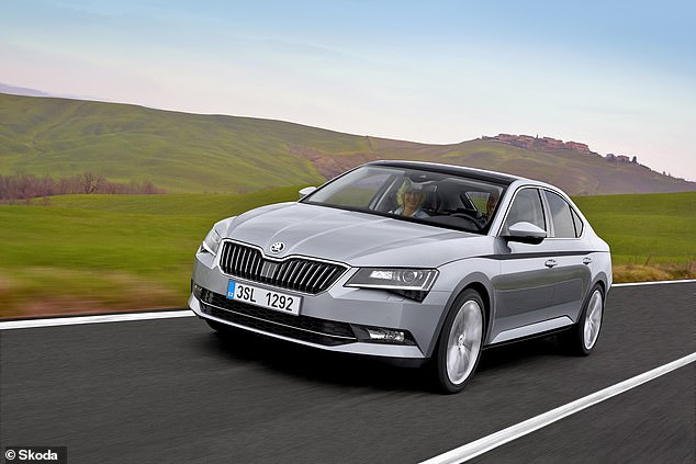 Skoda's Superb is the first non-Far East car to feature in the list. You can pick one up second-hand for as little as £6,000 today