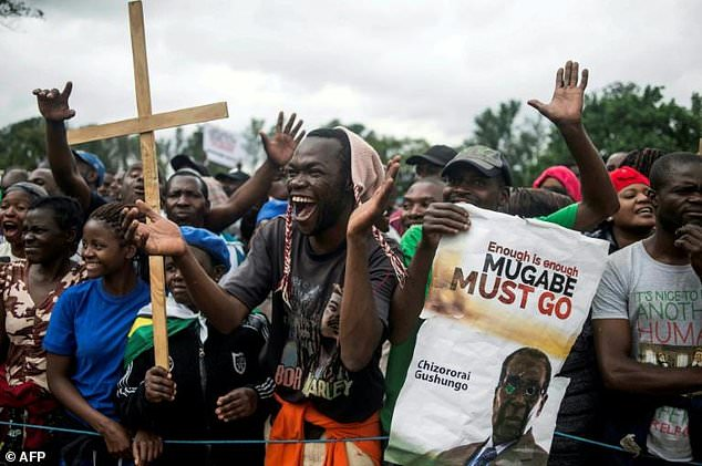 Mugabe could not believe those he trusted turned against him when he was ousted by the army and protesters, allies say