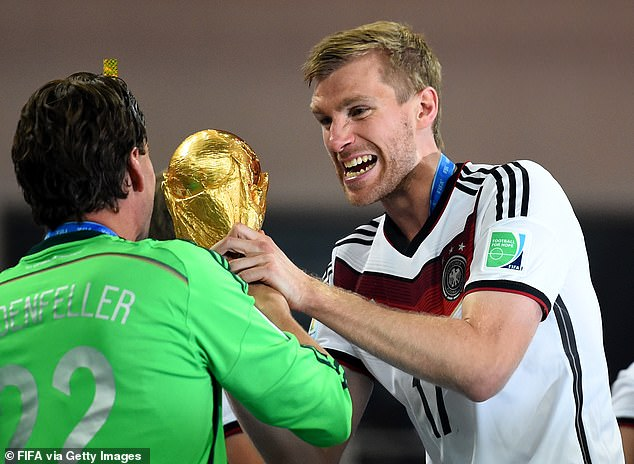 He was told by his father at 15 he wasn't needed at Hannover but went on to win the World Cup