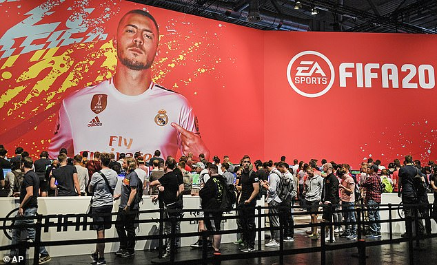Video game companies should be banned from selling so-called loot boxes to children in games such as FIFA20, according to MPs