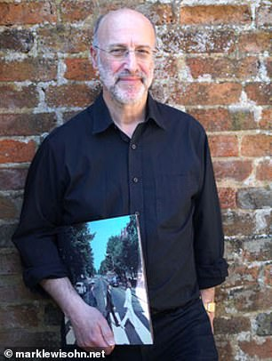Beatles historian and writer Mark Lewisohn (pictured) said the unearthed recording was a 'revelation'