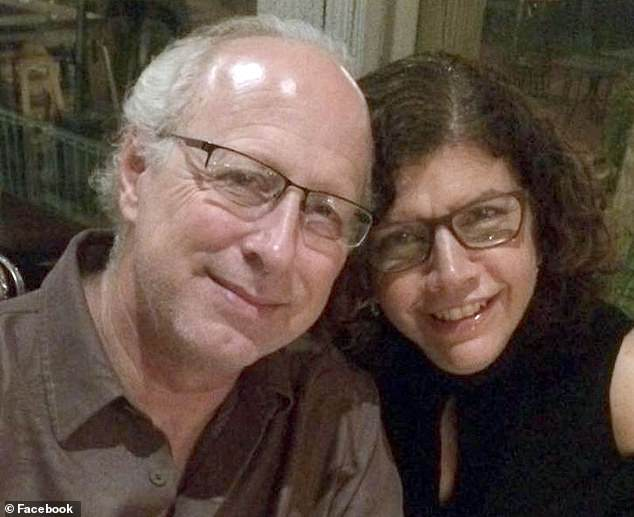 Eric Lertzman, 60, opened fire inside his family's California home around 9am Wednesday in a horrific double murder-suicide