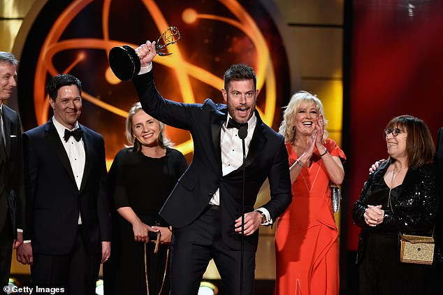DailyMailTV won the Emmy Program for the Outstanding 2019 Entertainment News for the second season. He was nominated for four Emmy Awards in two years