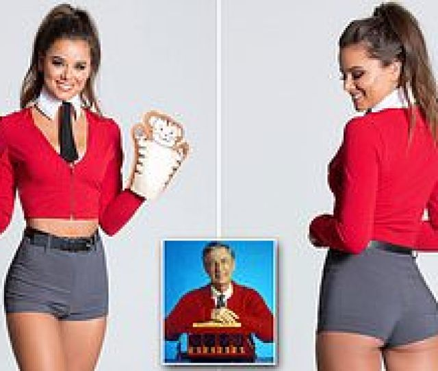 Yandy Is Selling A Sexy Mr Rogers Costume For Halloween Daily