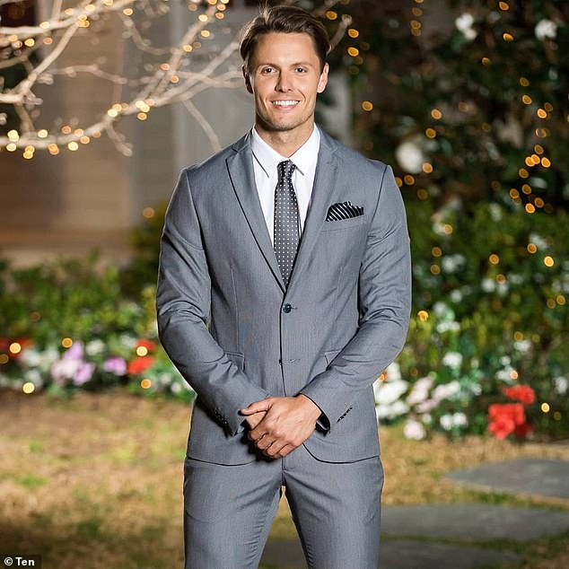 It's on! Abbie and Todd (pictured on The Bachelorette) were pictured canoodling at the beach in Noosa, Queensland recently
