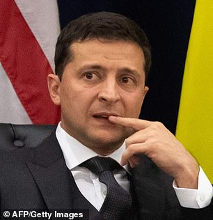Call: The conversation on July 25 between Volodymyr Zelensky and Donald Trump is now at the center of a metastasizing Washington D.C. scandal with fuel poured on it by the publication of the whistle-blower's complaint