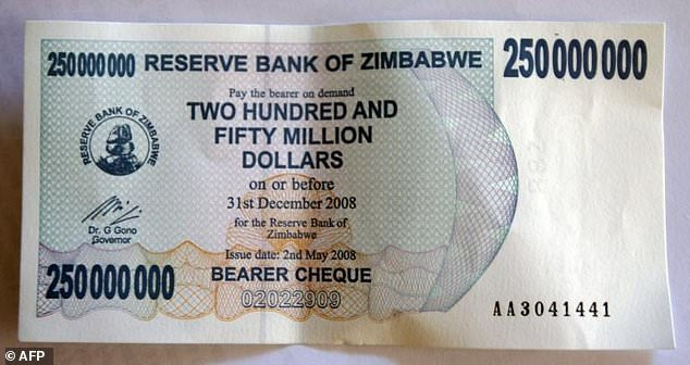 Some fear a return of the bad old hyperinflation days