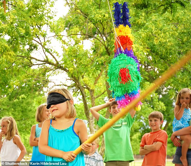 Myatt's Field Park has banned pinatas over fears the small debris could be harmful to animals and children if ingested