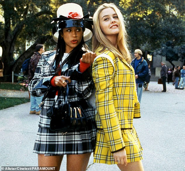 Dashrose to fame starring as Dionne Davenport in the 1995 film Clueless alongside Alicia Silverstone