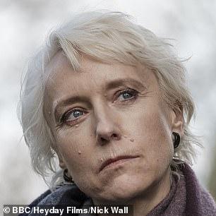 Detective Superintendent Gemma Garland isSuspected of being an MI5 agent