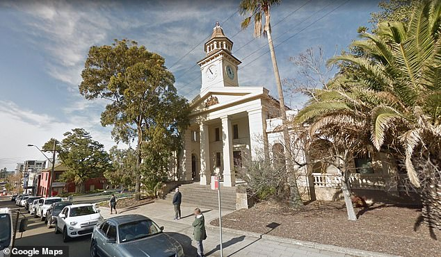 The 20-year-old Illawarra man fronted the Wollongong Local Court (pictured) where he pleaded not guilty to19 offences