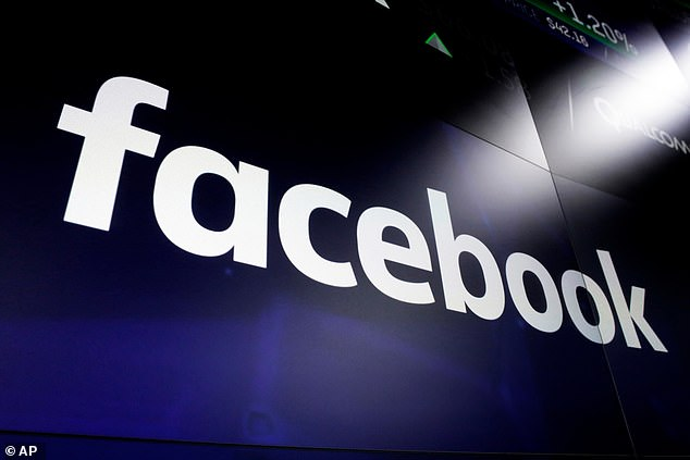 An investigation finds that Facebook has been serving ads relating to alcohol and gambling to nearly 2 million users after mistaking them for adults (File photo)