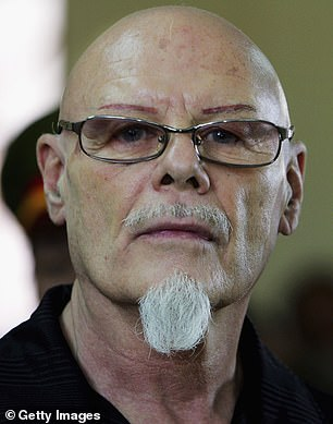 Gary Glitter, real name Paul Gadd, was jailed for 16 years in 2015 for abusing three young girls, and is thought to be due for release in 2020