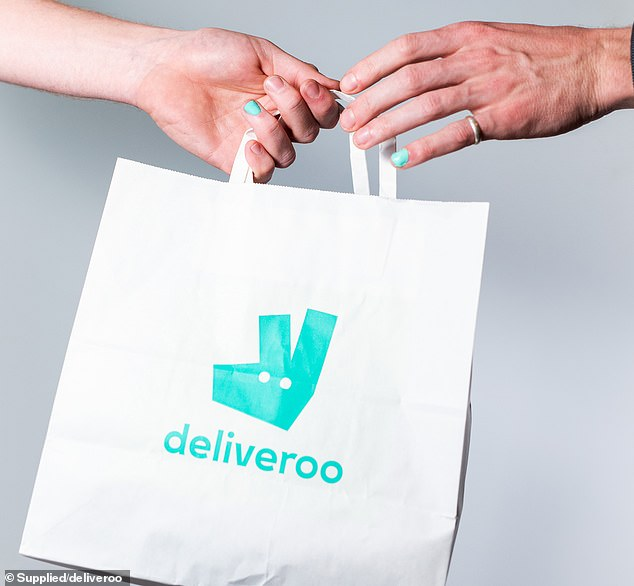 Food delivery service Deliveroo is giving 100 per cent of all funds raised through sales of Polish Meal nail polish directly to the cause Polished Man