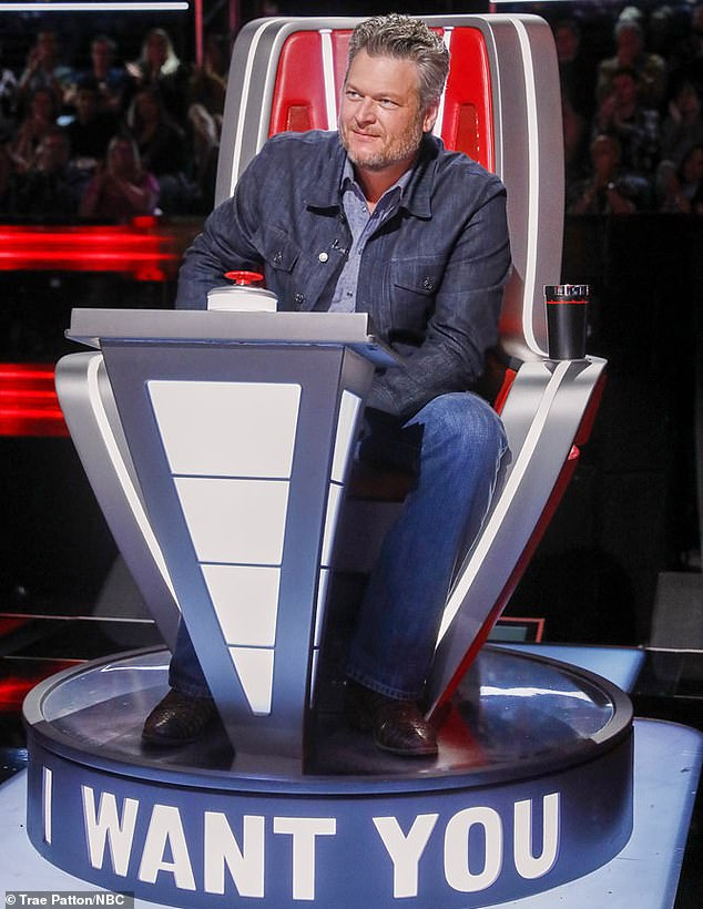 Signature song: Blake Shelton shared the story behind his 'signature song' Monday on The Voice after contestant Zach Bridges performed Ol' Red