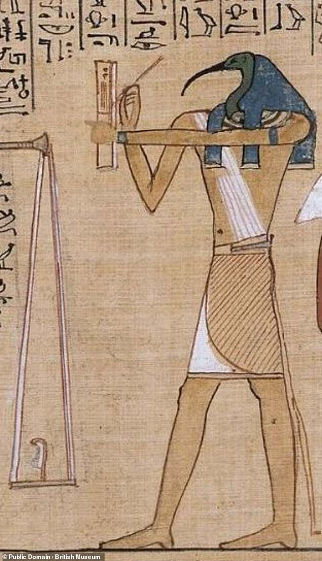 The curse's writer called for various gods and demons — including Thoth, the Egyptian god of wisdom, writing and judgement — to 'bind down' and 'bend' their opponent, an athlete named Manna, who likely belonged to a rival faction