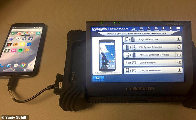 OneZone has discovered a contract between Cellebrite and the Manhattan District Attorney's office that states the DA would pay $200,000 over the next three use for the device, software and training of staff