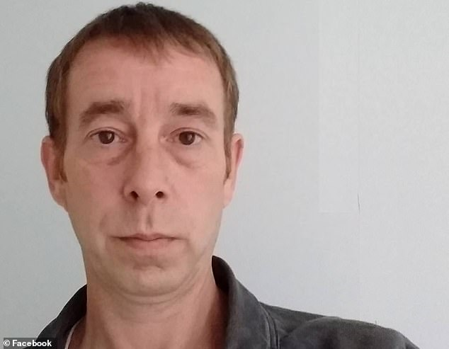 Simon Finch (pictured), 49, of Swansea, is accused of a 'damaging disclosure' of defence information in October last year, Scotland Yard said