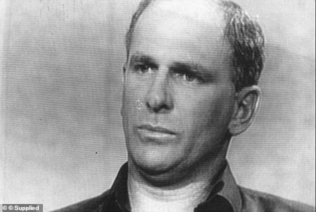 Smith was a major heroin distributor in Sydney and e once claimed to be a cash millionaire. While dealing narcotics he was also pulling off brazen armed robberies worth hundreds of thousands of dollars at a time. He is pictured in a television interview